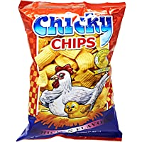 Newton Chicky Chips Chicken Flavor - 100 gm