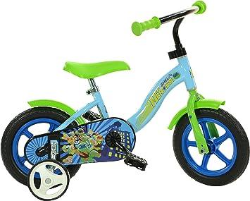 Dinobikes Dino Bikes 108 L-HSH – Bicicleta para niños de 2 a 5 ...
