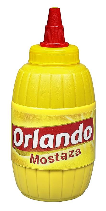 Orlando Salsa Mostaza - 290 g
