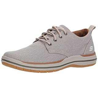 Skechers Men's Classic Fit-Elson-Moten Oxford
