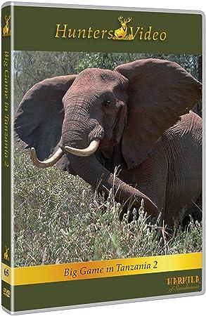 Caza mayor en Tanzania 2 / Big Game Tanzania 2 / Hunters Video No. 65: Amazon.es: Deportes y aire libre