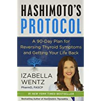 Hashimoto's Protocol:A 90-Day Plan for Reversing Thyroid Symptoms and Getting Your Life Back