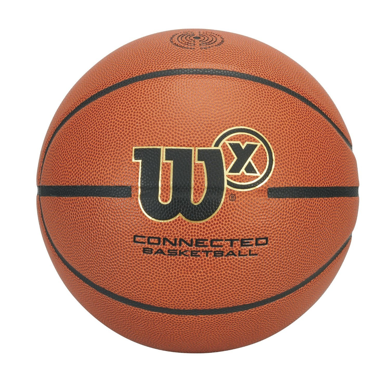 Wilson X Connected Basketball (with iPhone and Android App) [並行輸入品]