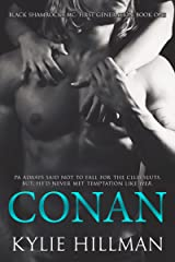 Conan (Black Shamrocks MC: First Generation Book 1) Kindle Edition