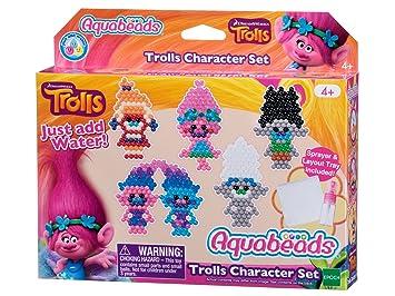 Unbekannt aquabeads - 31288 - Trolls Figuras Set, Juego de ...