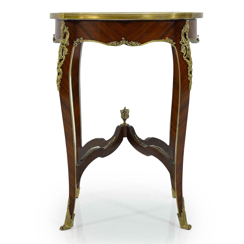 Runder Tisch - klassische  Barock   Rokkoko   Louis XV/ XVI   Handgefertigt  