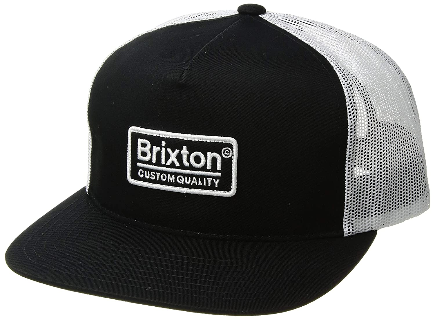 7099b0d936022 Amazon.com  Brixton Men s Palmer MESH Cap