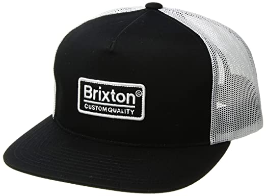 Amazon.com  Brixton Men s Palmer MESH Cap 5069447cec7