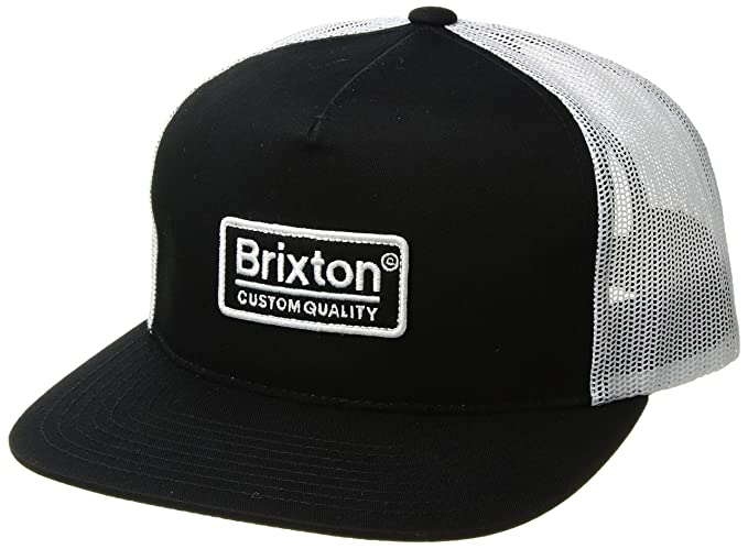 579930f2113 Amazon.com  Brixton Men s Palmer MESH Cap