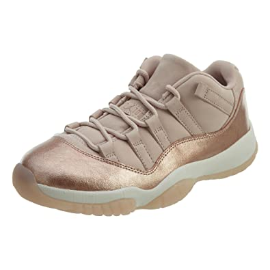 300013a508cee4 Nike Womens Jordan Retro 11 Low Fashion Sneakers (7)