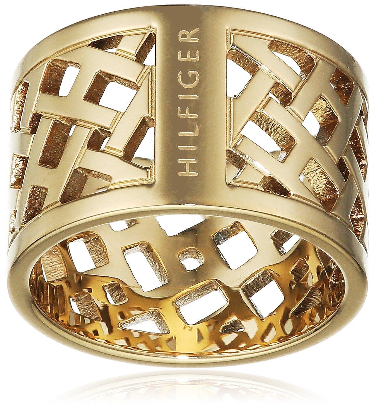 Tommy Hilfiger Ring aus Edelstahl 2700750