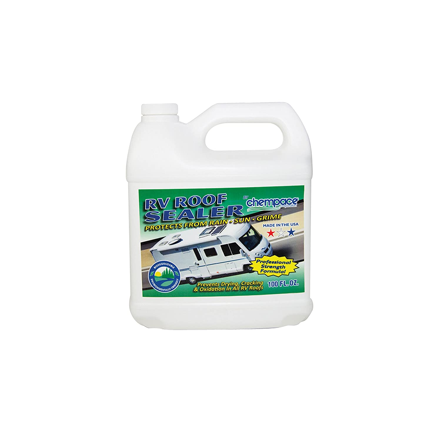 Dometic D1201001 Blue RV Roof Sealer