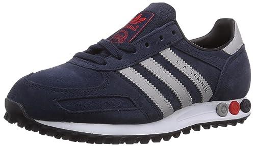 half off 2e970 2f5f4 adidas - La Trainer, Sneakers da uomo, Blu (Blau (Legend Ink S10