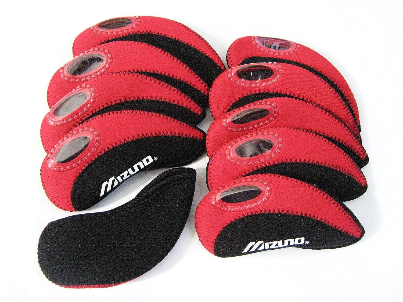 Mizuno - Juego de 10 fundas para cabezas de palos de golf ...