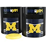 Kan Jam Original Disc Throwing Game, NCAA Licensed Set
