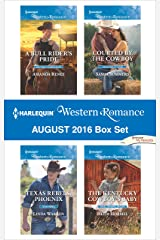 Harlequin Western Romance August 2016 Box Set: An Anthology Kindle Edition
