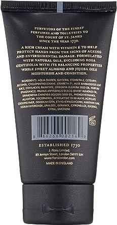 Rosa Centifolia Luxury Hand Treatment Cream | Floris London