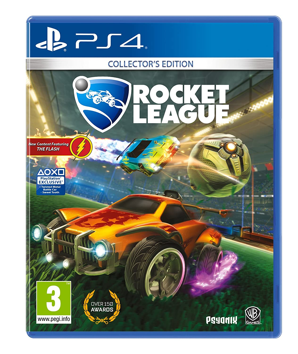 ps4 spiel rocket league collector 39 s edition neuware ebay. Black Bedroom Furniture Sets. Home Design Ideas