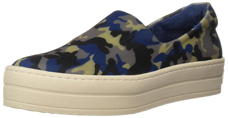 J Slides Women's Harlow Sneaker B0778LLW78 10 B(M) US|Navy