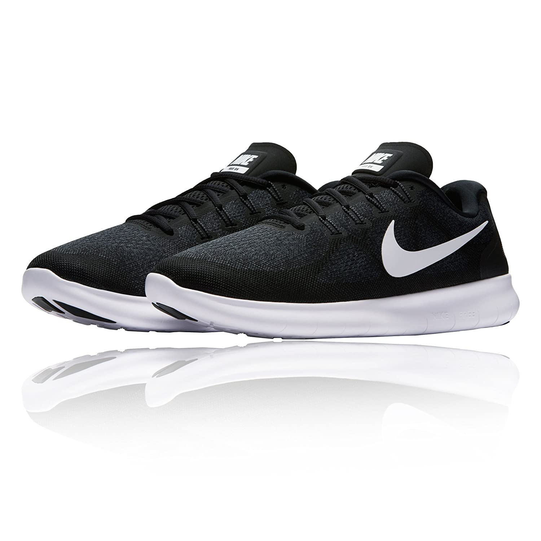 Noir (noir   blanc   Dark gris   Anthracite 001) Nike Free RN 2017, Chaussures de Running Homme 49.5 EU