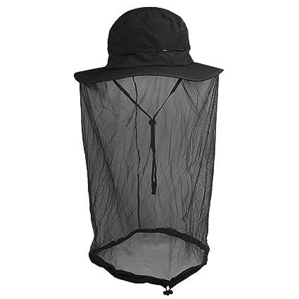 4dbf3f0dbf4ab Amazon.com  Mosquito Net Head Hat