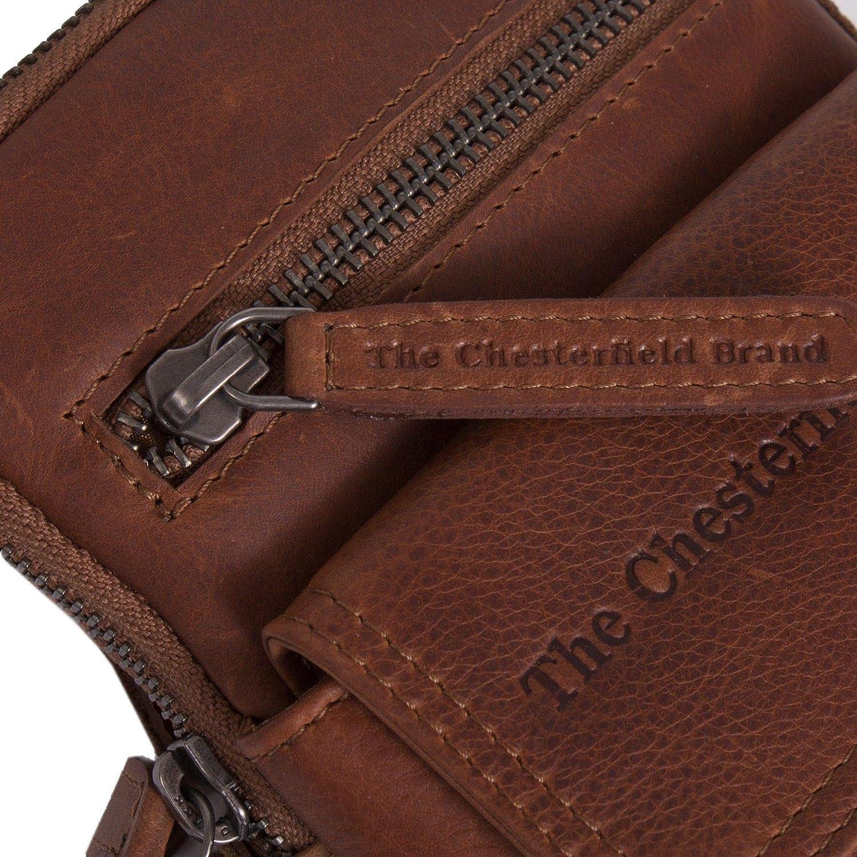 The Chesterfield Brand Leder Umh/ängetasche Cognac Maya