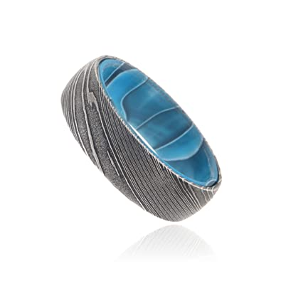 unique etched rings little aquatica fabulous laser for aquatic fashionable men wedding fun ring