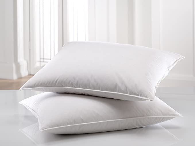 East coast bedding White Down Pillow - The Supportive and Cushioning