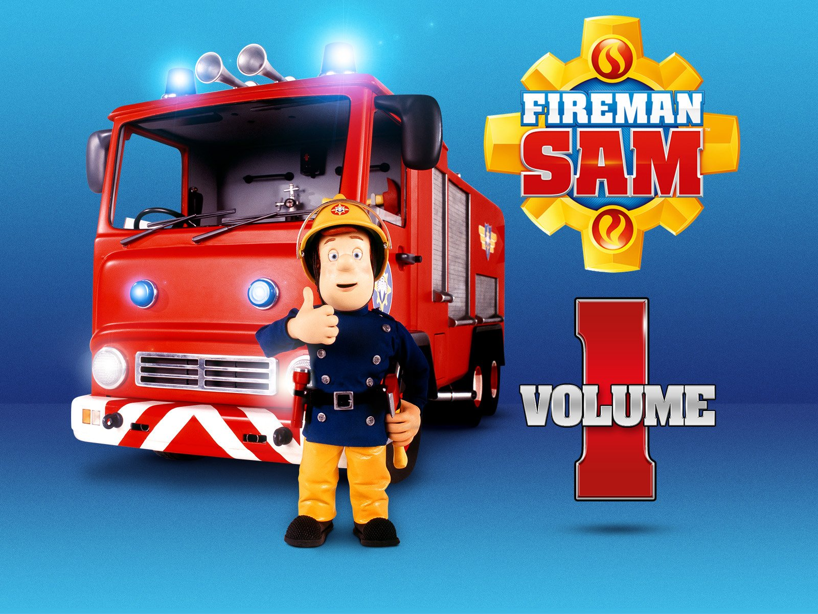 Amazon com: Watch Fireman Sam | Prime Video