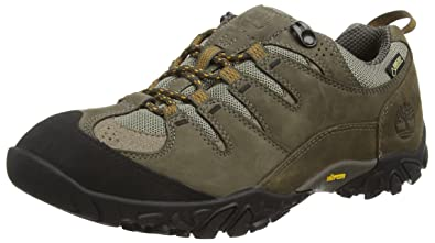 Timberland Varston Low Fabric and Leather with Goretex Membrane, Men's Low Rise Hiking Shoes
