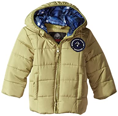 67617cddf Amazon.com  Weatherproof Baby Bubble Jacket (More Styles Available ...
