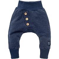 Pinokio Big Dream - Pantalones para bebé, 100% algodón, color azul oscuro