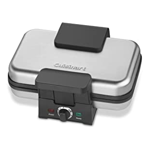 Cuisinart WM-PZ10 Pizzelle Press, Silver