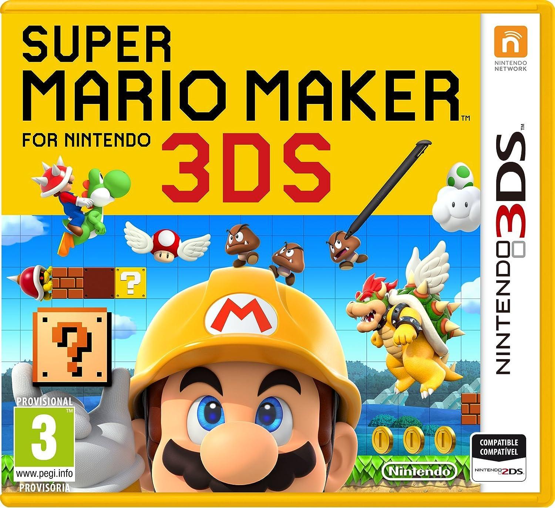 Super Mario Makerpara 3DS