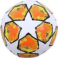 Stars Shaped Football, Size 5 - Multi Color