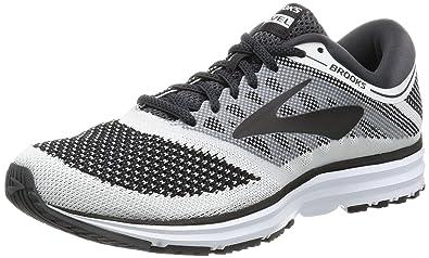 White/Anthracite/Black Athletic Shoe