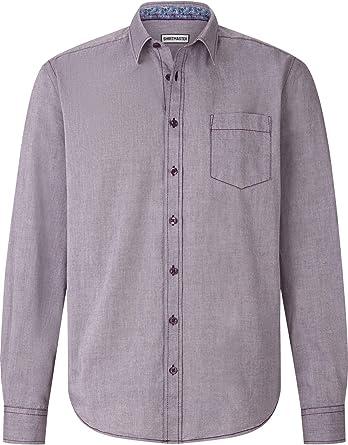 Shirt Master Camisa de manga larga Purplefall para hombre ...
