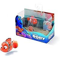 Goliath 33001 Robo-Fisch Nemo   Filmstar Nemo aus Disney Pixar Kinofilm Findet Dorie   Lebensechte Bewegungen   Wasserspaß für Kinder   elektronisches Wasser-Spielzeug