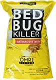 Harris Bed Bug Killer, Diatomaceous Earth Powder, Fast Kill with Extended Residual Protection (32 Ounce with Duster)