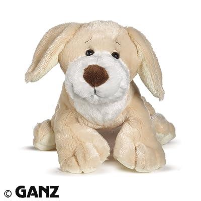 Webkinz HM452 Tawny Pup Plush Animal: Toys & Games