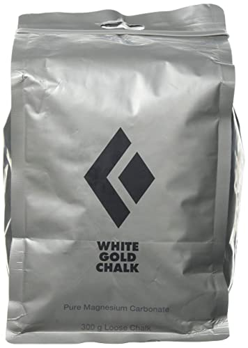 Black Diamond White Gold Loose Chalk