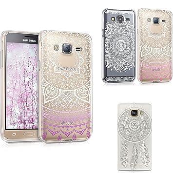 Lincivius Funda Samsung J7 2016, Carcasa Samsung Galaxy J7 2016 Funda Silicona Anti Golpes Estuche Resistente TPU Slim Gel Case Anti Golpes