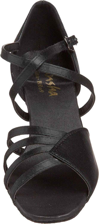 SANSHA Womens Nina Ballroom Shoe