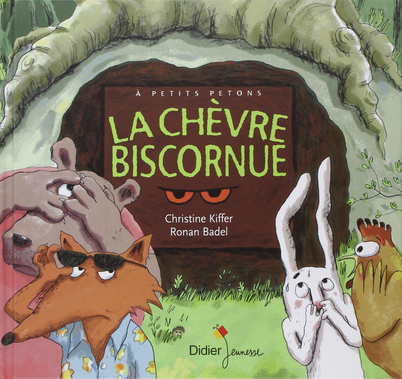 """Résultat de recherche d'images pour """"la chèvre biscornue"""""""