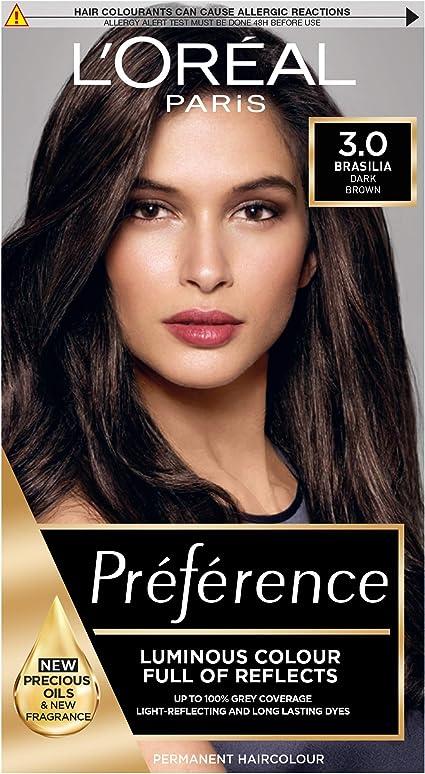 LOreal Paris Preference - Tinte para pelo: Amazon.es: Belleza