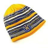 eb079956711 adidas Santa Cruz Warriors New D Golden State G League Beanie Blue Gold Era  Hat Cap