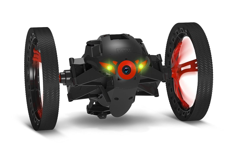 Parrot - Kit de customización para Jumping Sumo, Color Negro ...