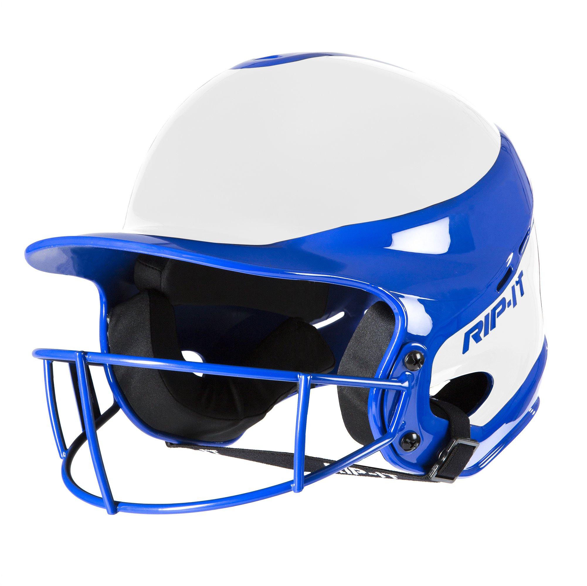 RIP-IT Vision Pro Away Softball Batting Helmet by RIP-IT