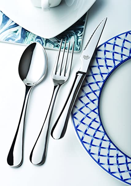 idurgo Paris Ref. 19600 Cutlery Set, Stainless Steel
