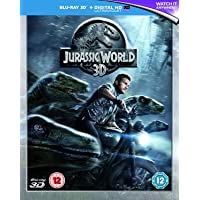 Jurassic World [2015] [Region Free]